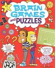 Brain Games and Puzzles by Arcturus Publishing (Paperback, 2015)