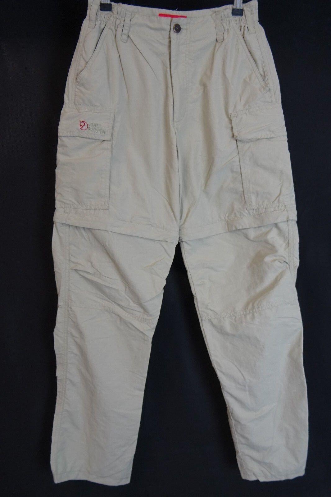 Uomo Fjallraven Outdoor Pantaloni Caccia Da Combattimento Taglia W30 L31 AA2471