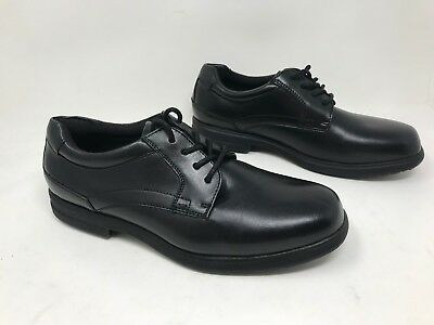 W//Defect! New Men/'s Nunn Bush style 84551 Oxford Mark II Slip Resistant O23
