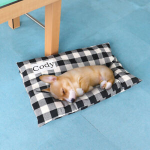 Cat-Dog-Bed-Custom-Name-Soft-Pet-Puppy-Blanket-Sleeping-Cushion-Bed-Mat-Kennel