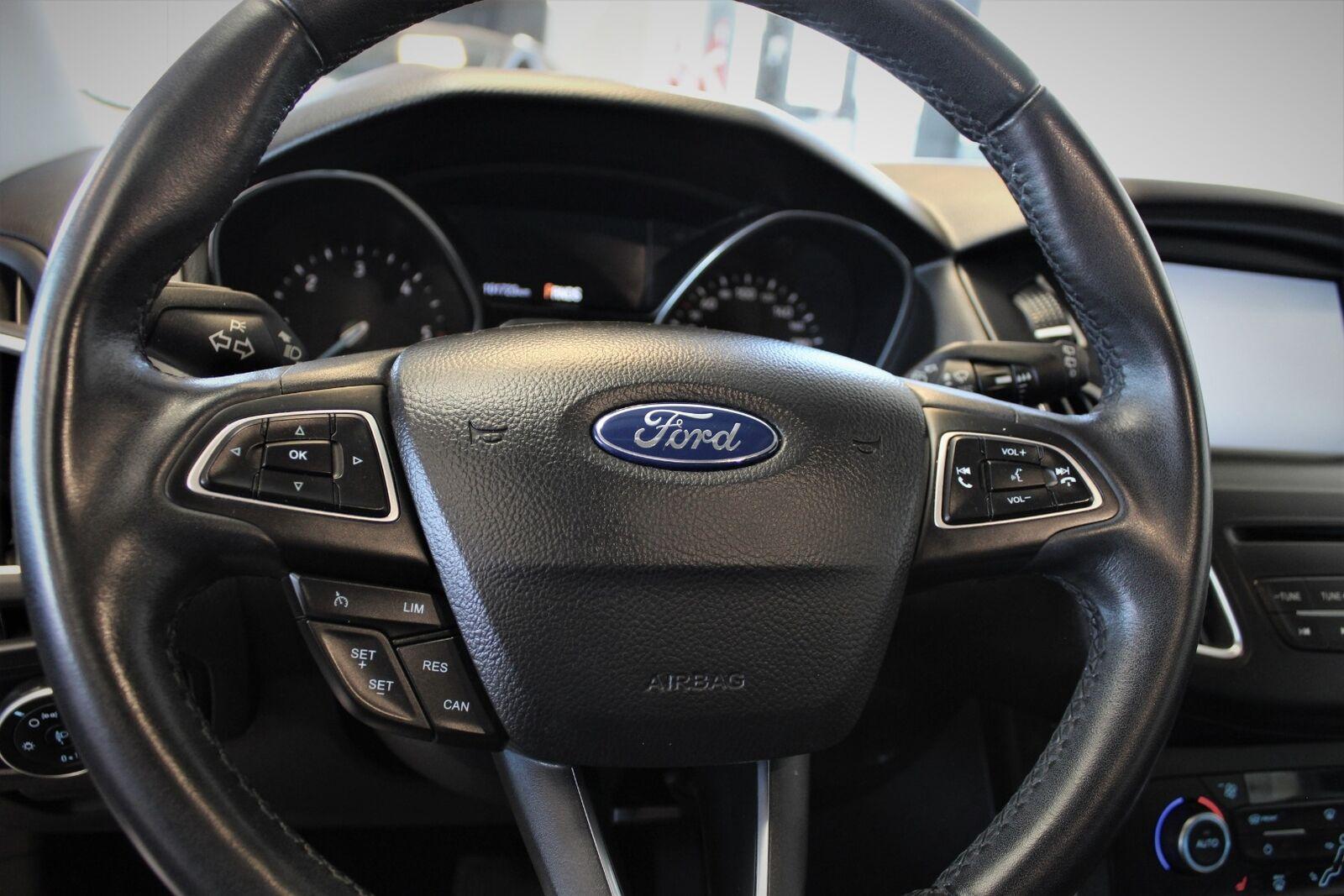 Ford Focus 1,5 TDCi 120 Titanium stc. aut. - billede 7