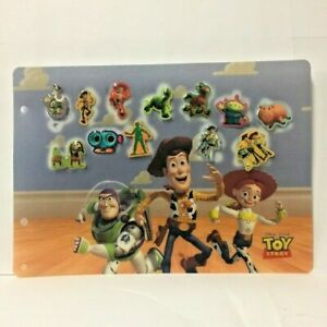 Set-of-12-Pin-039-S-Disney-with-Board-Toy-Story