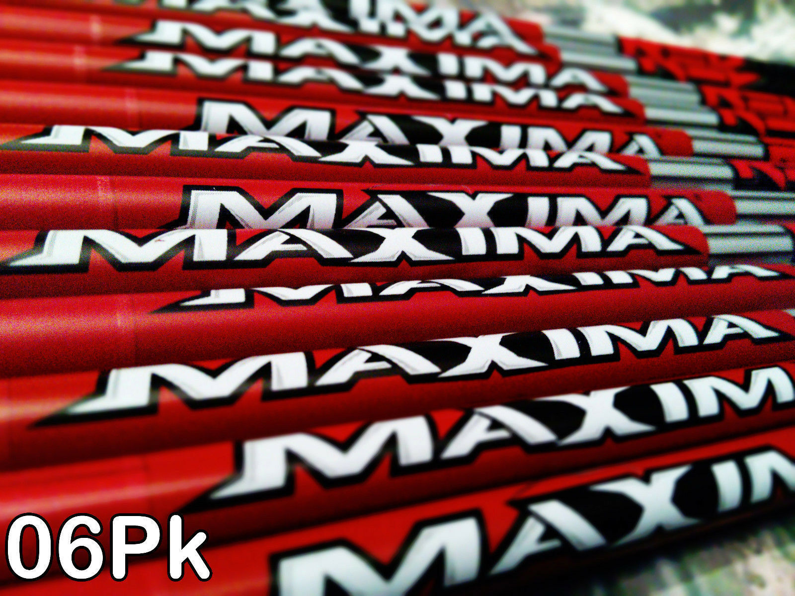 MAXIMA RED MATHEWS SHAFTS  CUT FREE CARBON EXPRESS 1 2 DZ