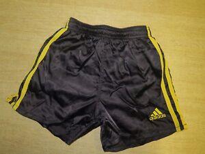black vintage adidas shorts