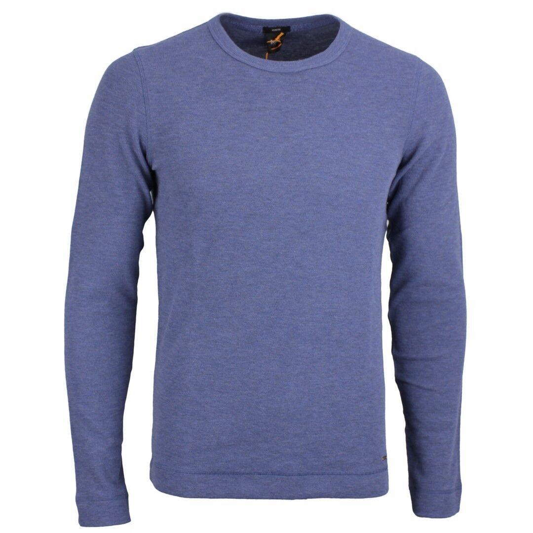 Boss naranja  señores jersey de punto verde Tempest 50378314 496 Open azul  tiendas minoristas