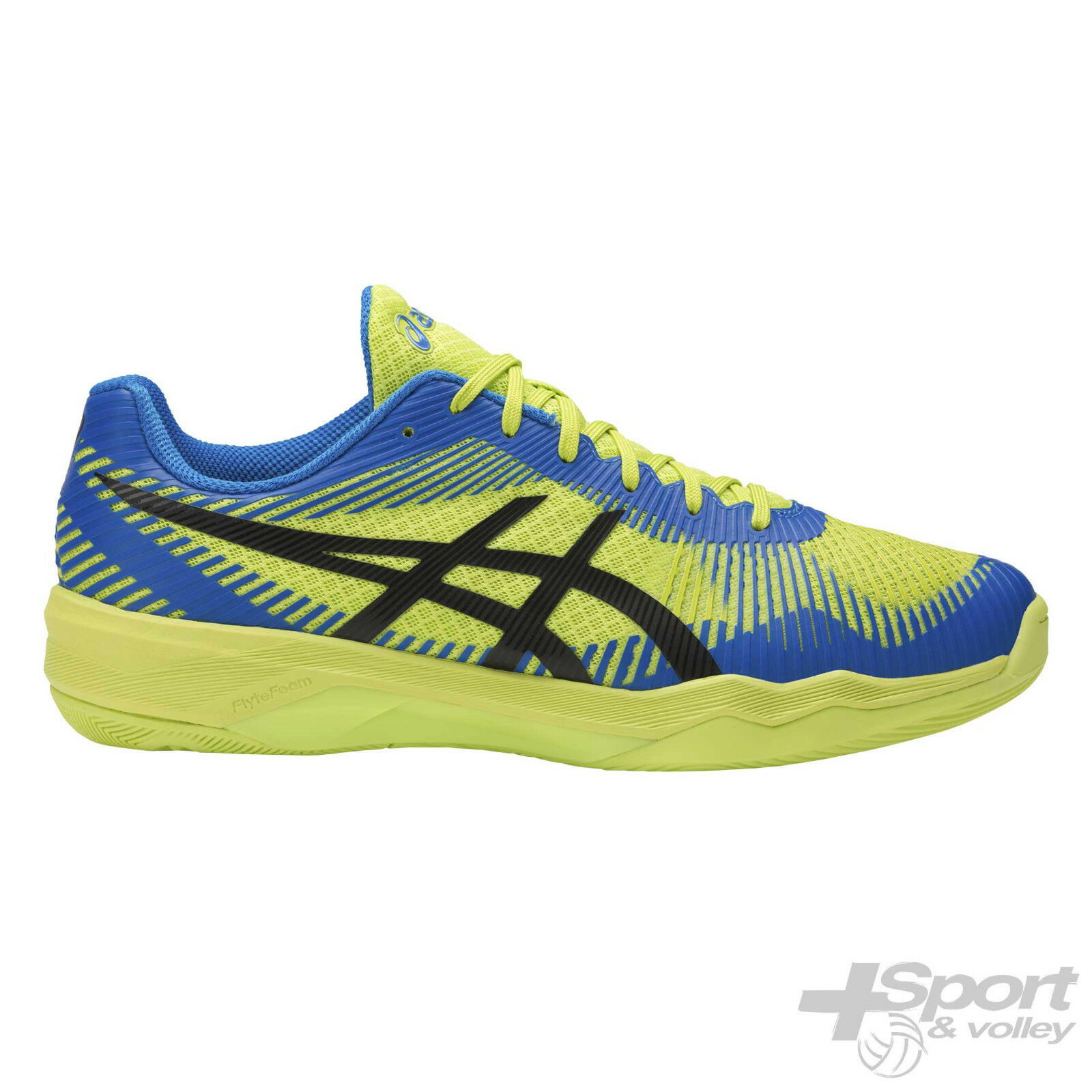 chaussure volley Asics volley Elite FF niedrig Herren B701N 7743