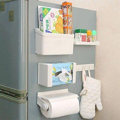 5pcs/set Plastic Rack Storage Holder Organization for Refrigerator Kitchen JL