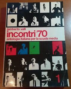 Incontri-039-70-Lamberto-Valli-Societa-Editrice-Internazionale-1969-M