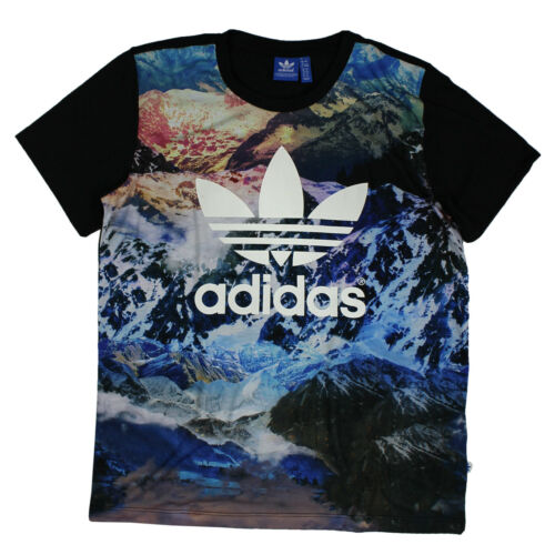 Clover camisa vestido monta as Boyfriend de anchas Tee Originals Adidas Mountain 1wTxOEEF