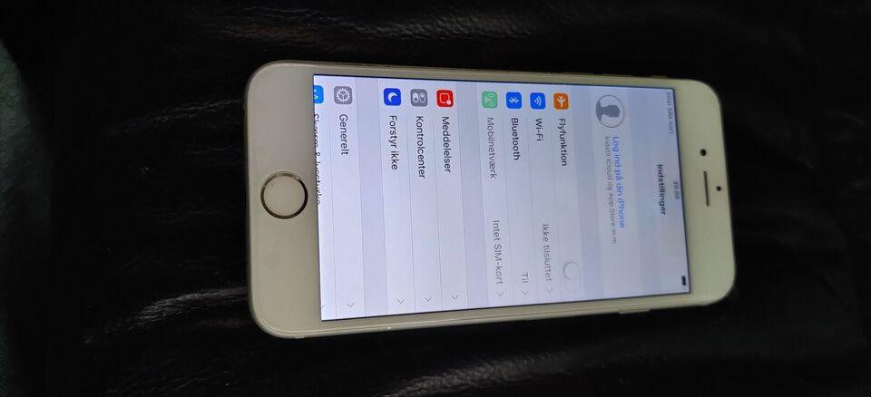 iPhone 6, 64 GB, hvid