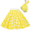 ROCK-N-ROLL-POLKA-DOT-SKIRT-21-034-Length-039-50s-GREASE-LADIES-FANCY-DRESS-COSTUME Indexbild 5