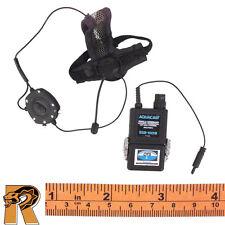 USSOCOM Navy SEAL - Aquacam Radio Set - 1/6 Scale - Very Hot Action Figures