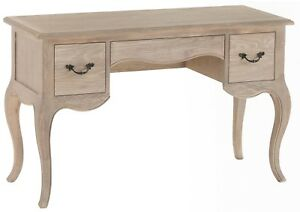 Geneva Whitewashed Oak 3 Drawer