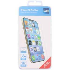 Tempered Glass Screenprotector For iPhone 12 Pro Max