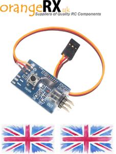 RC-Plane-Retractable-Landing-Gear-Controller-Switch-TX-RX-Controlled-orangeRX-UK