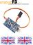RC-Plane-Retractable-Landing-Gear-Controller-Switch-TX-RX-Controlled-orangeRX-UK thumbnail 1