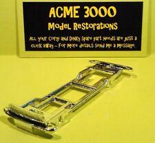 Corgi 440 Ford Consul Cortina Golf Estate Reproduction Repro Chrome Chassis Unit