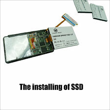 """128GB Flash SSD Replace 1.8"""" Samsung HS12YHA 120GB HDD For Ipod Video Classic"""