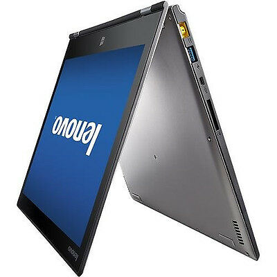 "NEW Lenovo Yoga 2 PRO Ideapad 13.3"" Core i5-4200U 256GB SSD 8GB RAM Silver QHD+"