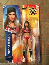 Mattel WWE NIKKA BELLA figure Series 52 DIVA Basic Elite 2015 Total Divas Twins