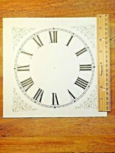 7-3-8-034-Square-Paper-Clock-Dial-Lot-203