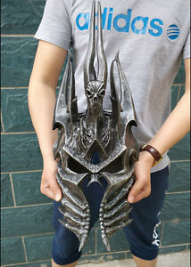 WoW World of Warcraft Helm of Domination Lich King Death Knights Helmet