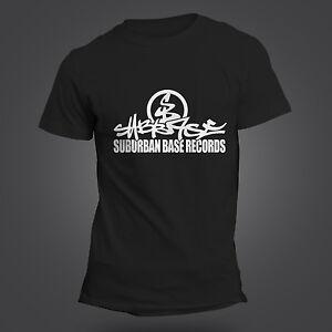 Suburban-Base-T-Shirt-DJ-Clubwear-Studio-oldskool-hardcore-13-couleurs