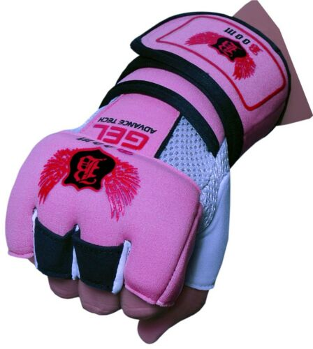 Boxing Gel Gloves MMA Grappling Hand wraps Punch Bag Inner Wraps Training Straps