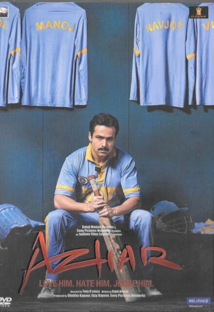 AZHAR - EMRAAN HASHMI - NEW BOLLYWOOD DVD