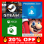 PDF-GUIDE-Get-Steam-PlayStation-PSN-Xbox-Nintendo-Gift-Card-10-20-OFF thumbnail 1