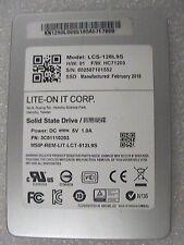 "Lite-On Technology 128GB LCS-128L9S 6Gbps 7mm internal SATA 2.5"" SSD Drive"