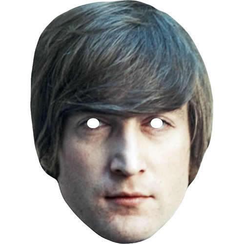 Fab Four Mask 4 Pack Ringo Paul The Beatles Masks George and John Retro**