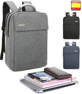 estilo atractivo elegante en estilo elige genuino Detalles de Bolsa mochila para ordenador portátil laptop tablet bolso  maletín