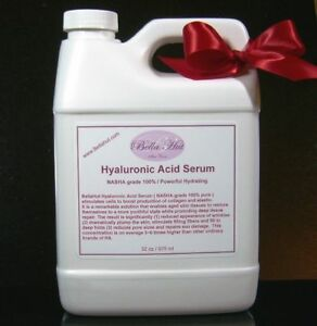 1000-ML-HYALURONIC-ACID-100-SERUM-W-RESVERATROL-amp-MATRIXYL-3000-ANTI-AGING