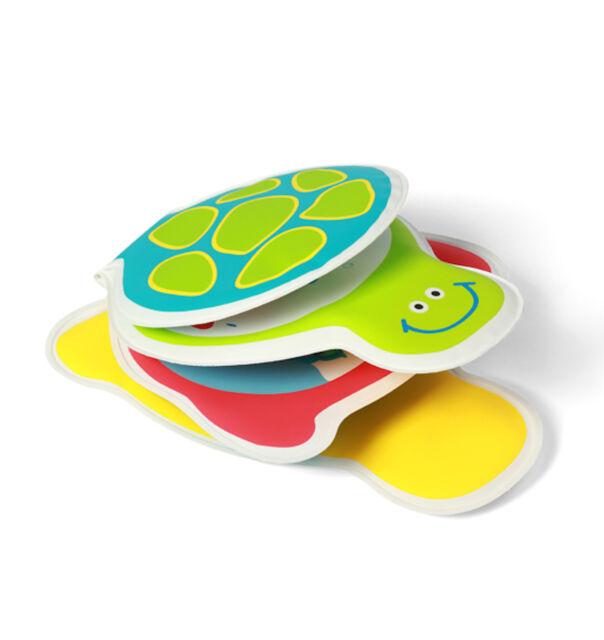 BADEBUCH mit Quietscher Baby Spielzeug für z.B. Badewanne SCHILDKRÖTE 892 °NEU°