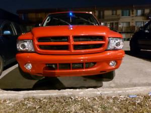 Dodge dakota RT 5.9Litre v8