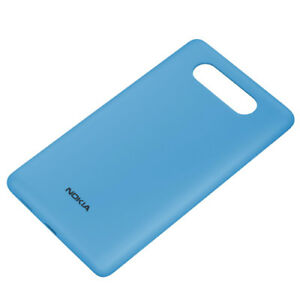 GENUINE-NOKIA-CC-3041-WIRELESS-CHARGING-SHELL-CASE-FOR-LUMIA-820-BLUE
