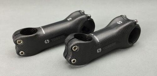 TOSEEK 3K Full Carbon Stems Cycling Bicycle Handlebar Stem 6°//17° 31.8*70-130mm