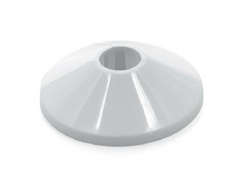 18 mm riscaldamento Manicotti 10 pezzi heizungsrostetten Bianco