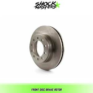For 2015-2016 Ford F350 Super Duty Brake Rotor Front Raybestos 58595NH 4WD