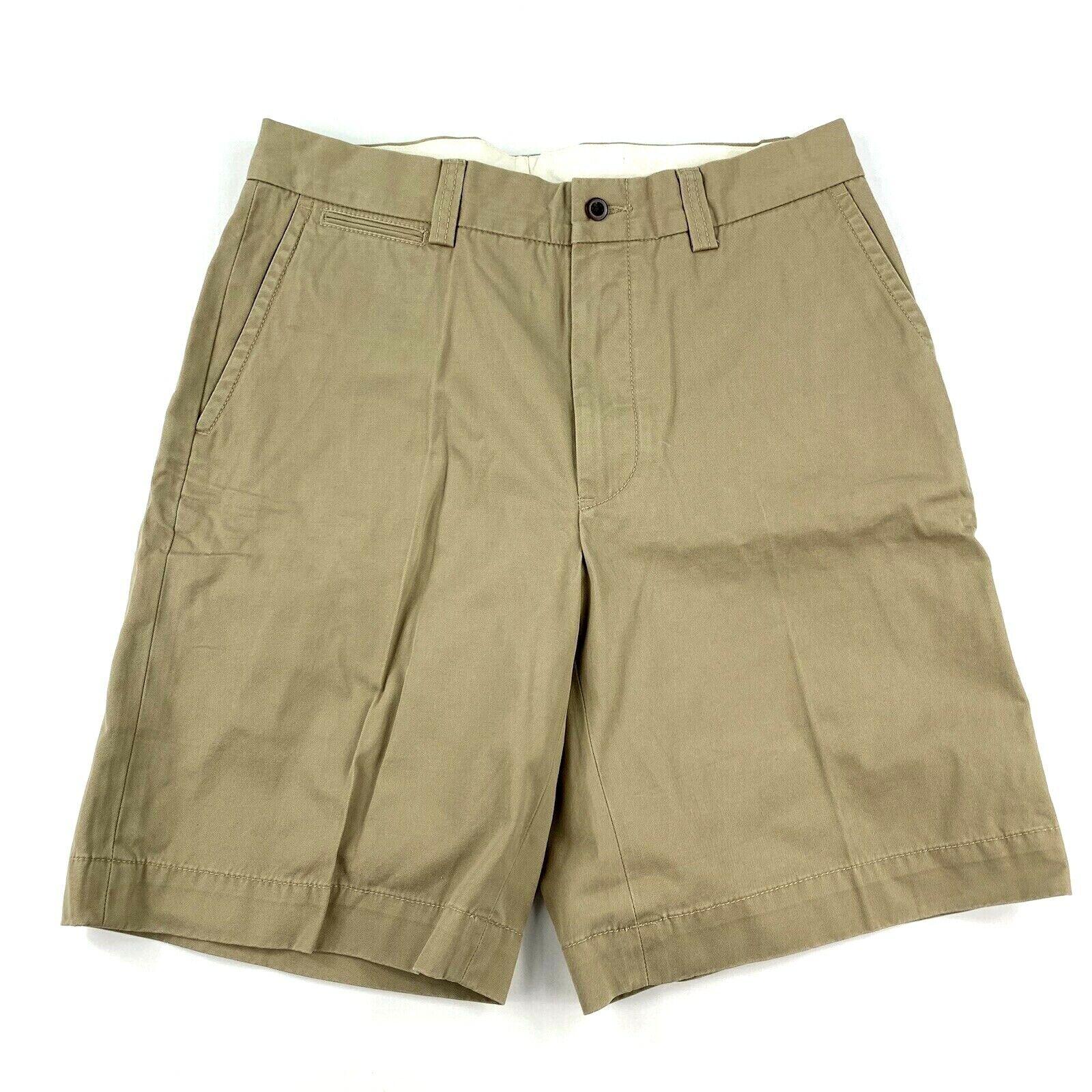 Polo Ralph Lauren Mens 32 Shorts GI Fit Khaki New