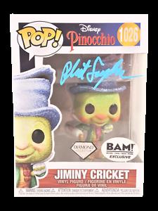 "Phil Snyder Autograph Signed Funko POP - Kingdom Hearts ""Jiminy"" (JSA COA)"