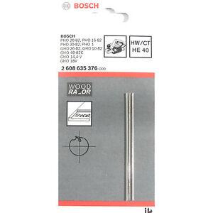1-Bosch-82mm-WOOD-RAZOR-REVERSIBLE-GHO-amp-PHO-Planer-Blade-Tungsten-Carbide