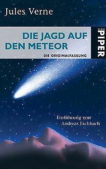 Die Jagd auf den Meteor: Die Originalfassung von Verne, ...   Buch   Zustand gut