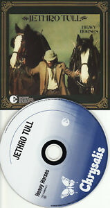 Jethro Tull Heavy Horses (Remastered) + 2 Bonustracks Top-CD