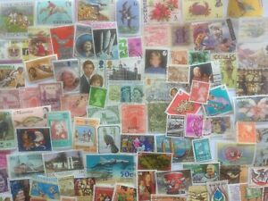 2000 Different British Commonwealth/Empire all periods plus GB Stamp Collection