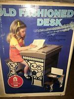 Vintage American Toy & Furniture Company Activity Desk Factory Sealed