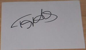 TONY-COTTEE-WEST-HAM-PERSONALLY-SIGNED-AUTOGRAPH-INDEX-CARD
