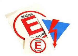 Lifeline-Decal-Pack-Fire-Extinguisher-amp-Battery-Cut-Off-Out-Stickers