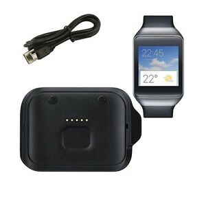 New-Charging-Cradle-Station-Dock-Charger-For-Samsung-Gear-Live-R382-Smart-Watch